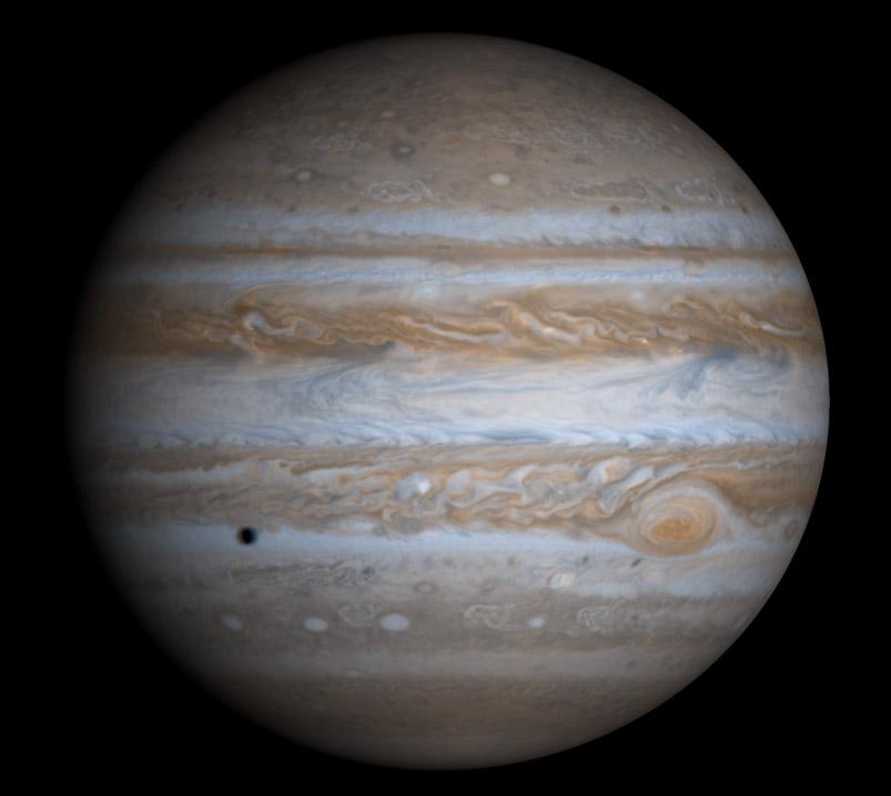 Jupiter Başak Burcunda
