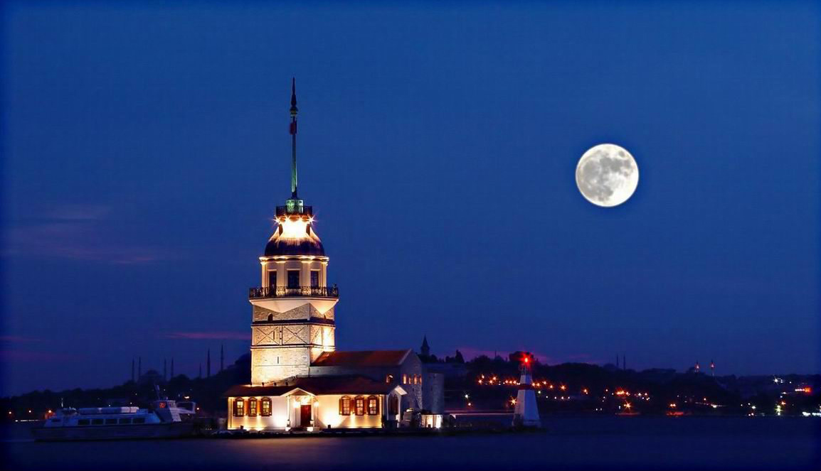 Her şeye hazır mıyız - 27 Temmuz Ay Tutulması - Hande Kazanova