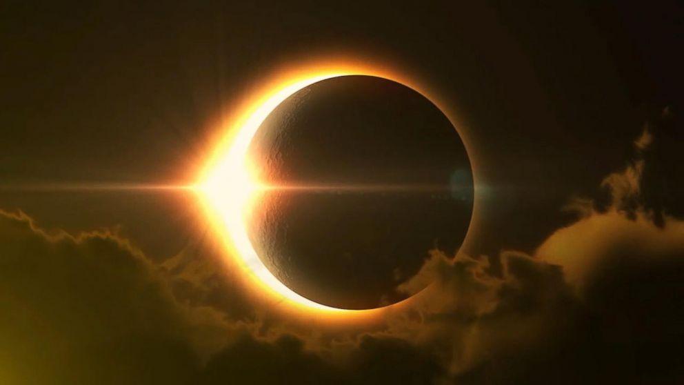 6 Ocak 2019 Parçalı Güneş Tutulması - Hande Kazanova